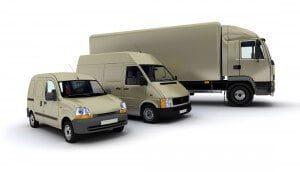 Fleet Graphics for vans and trucks