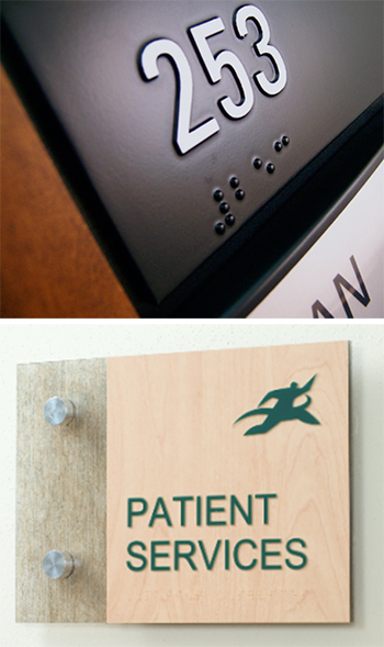 Photopolymer Signs