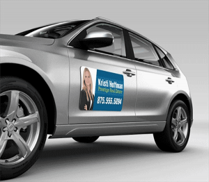 Vehicle Magnets for Business