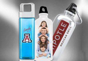 Branded Drinking Bottles