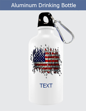 Aluminum Drinking Bottle