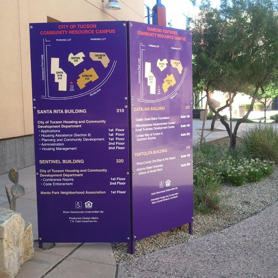 Directory for the City of Tucson
