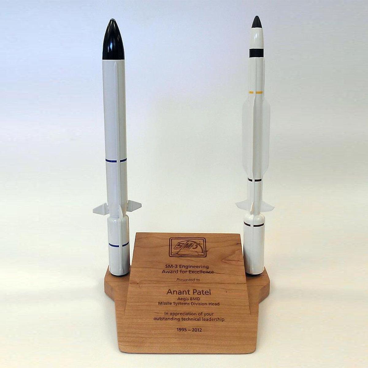Raytheon Award