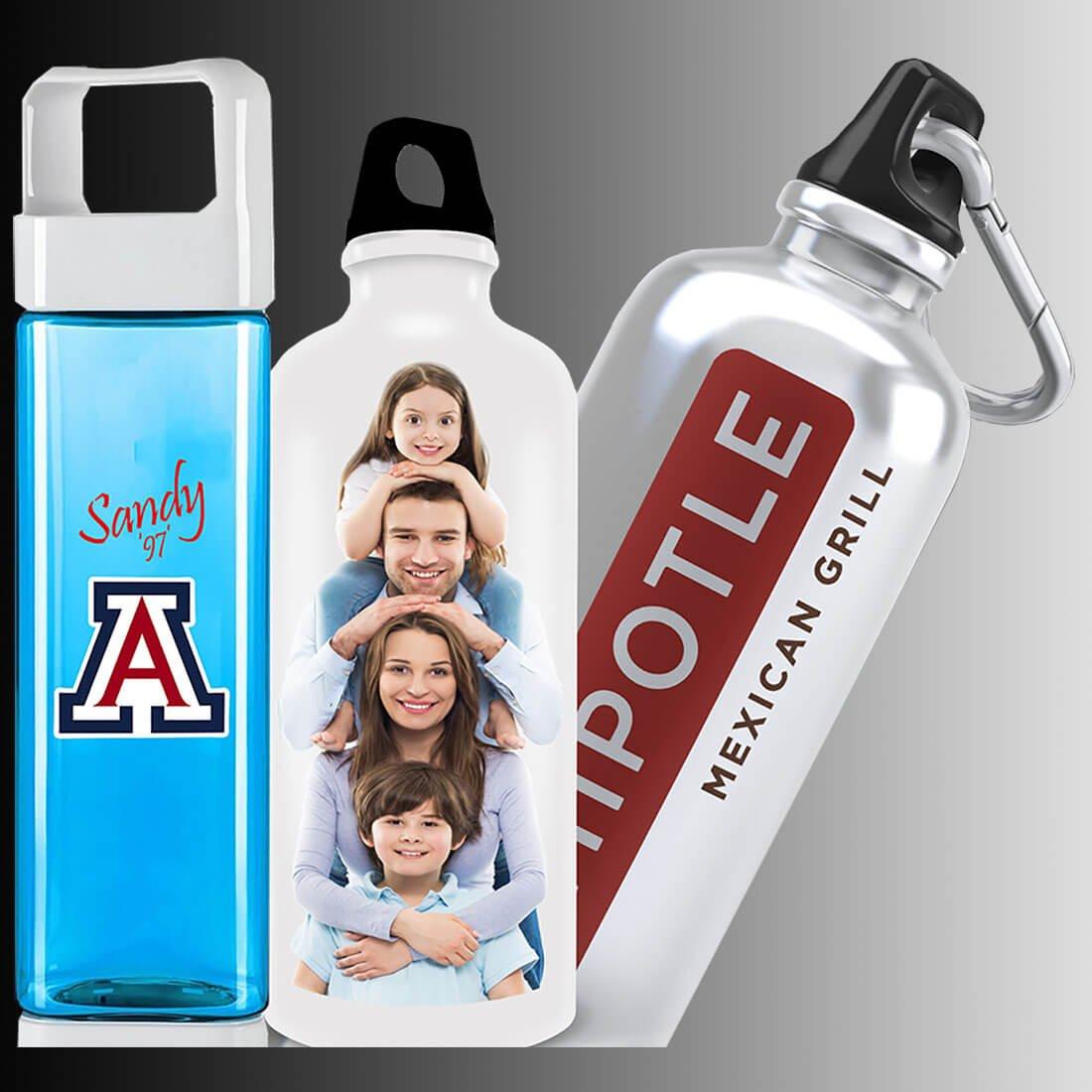 Drinking Bottles That You Design