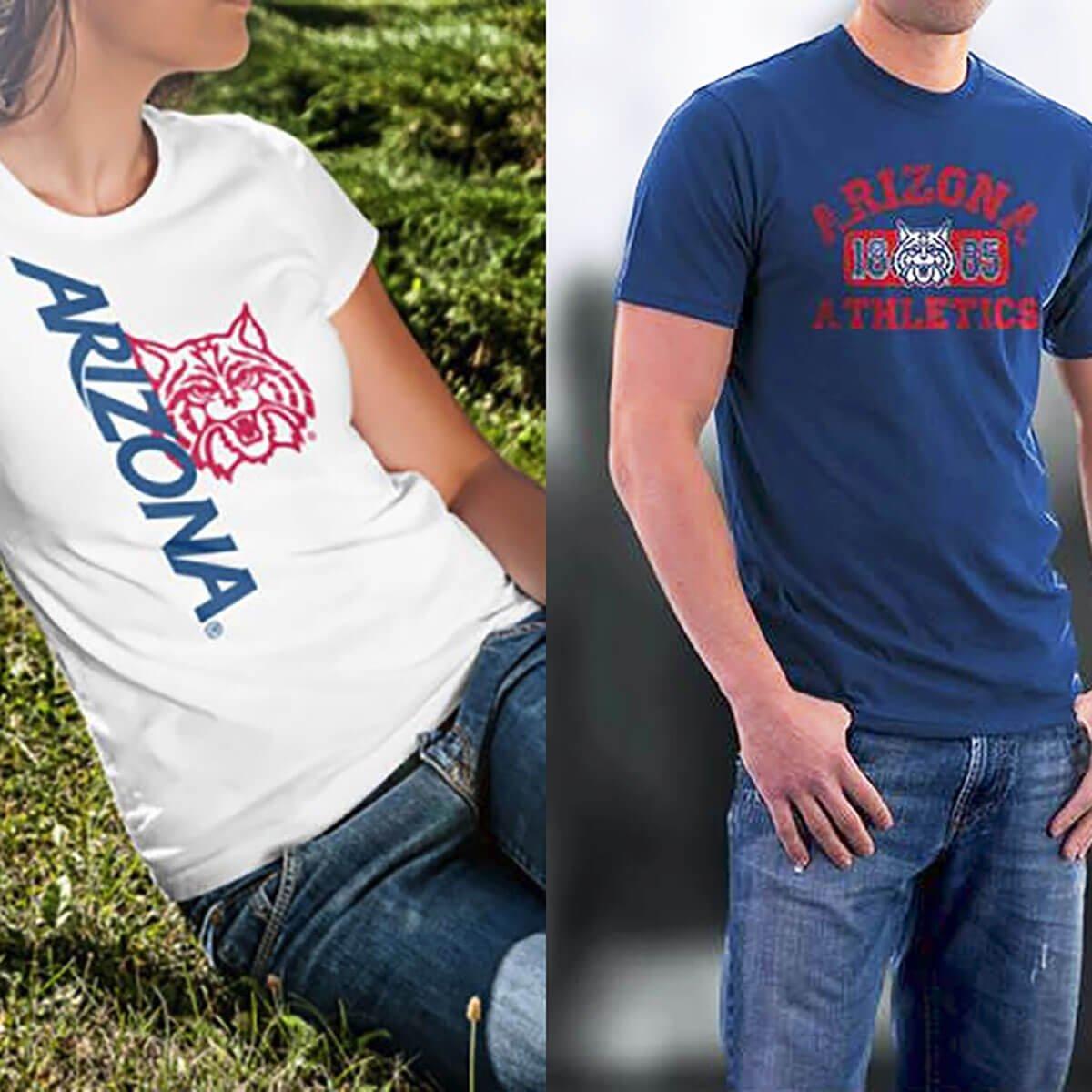 University of Arizona T-Shirts