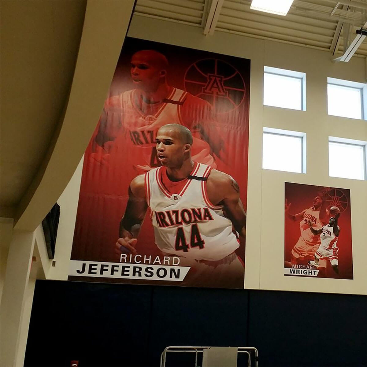 Richard Jefferson Practice Facility