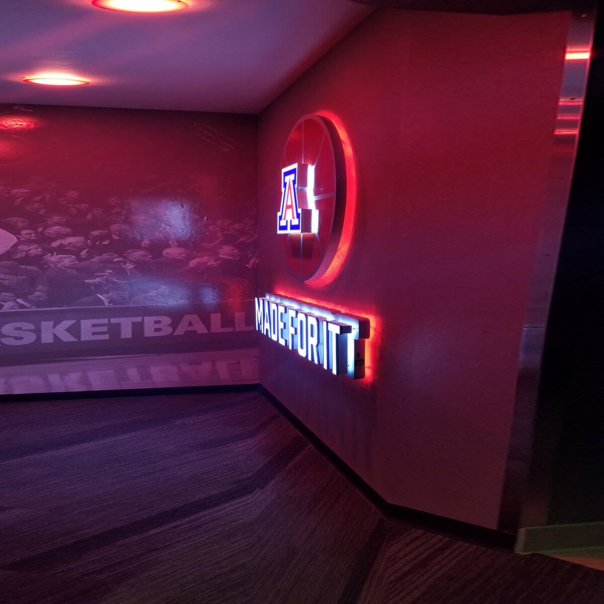 UA Womens' Basketball