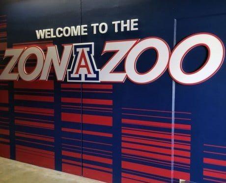 ZonaZoo Acrylic Sign