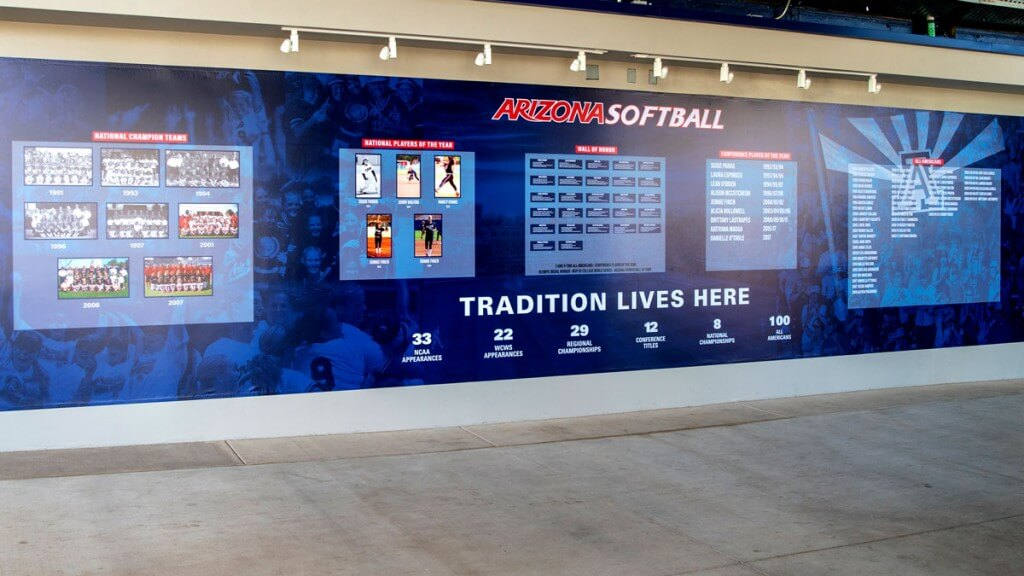Arizona Softball Wall of Honor