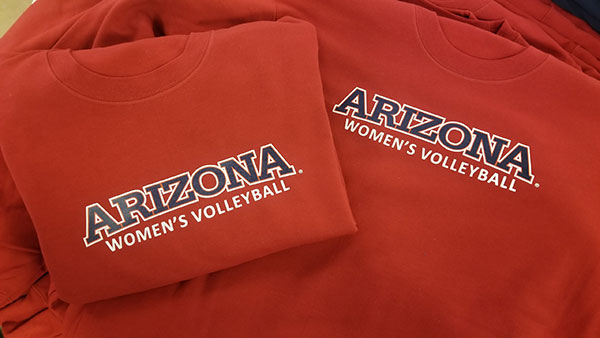 Volleyball Sweat Shirts