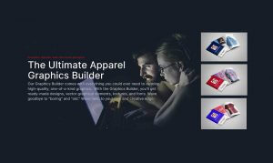 Ultimate Apparel New Graphics Builder