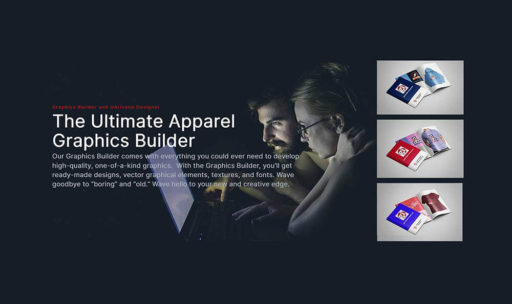 Ultimate Apparel Graphics Builder