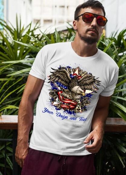 Port and Company Men's Tee Shirt