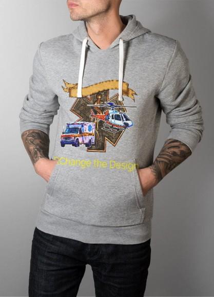 Men's Sport-Tek Hoodie Sweatshirt
