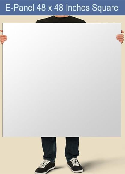 E-Panel 48 inches x 48 inches