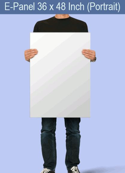 E-Panel 36 inches x 48 inches