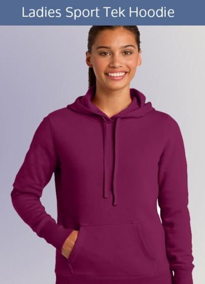 Ladies Sport-Tek Hoodie Sweatshirt